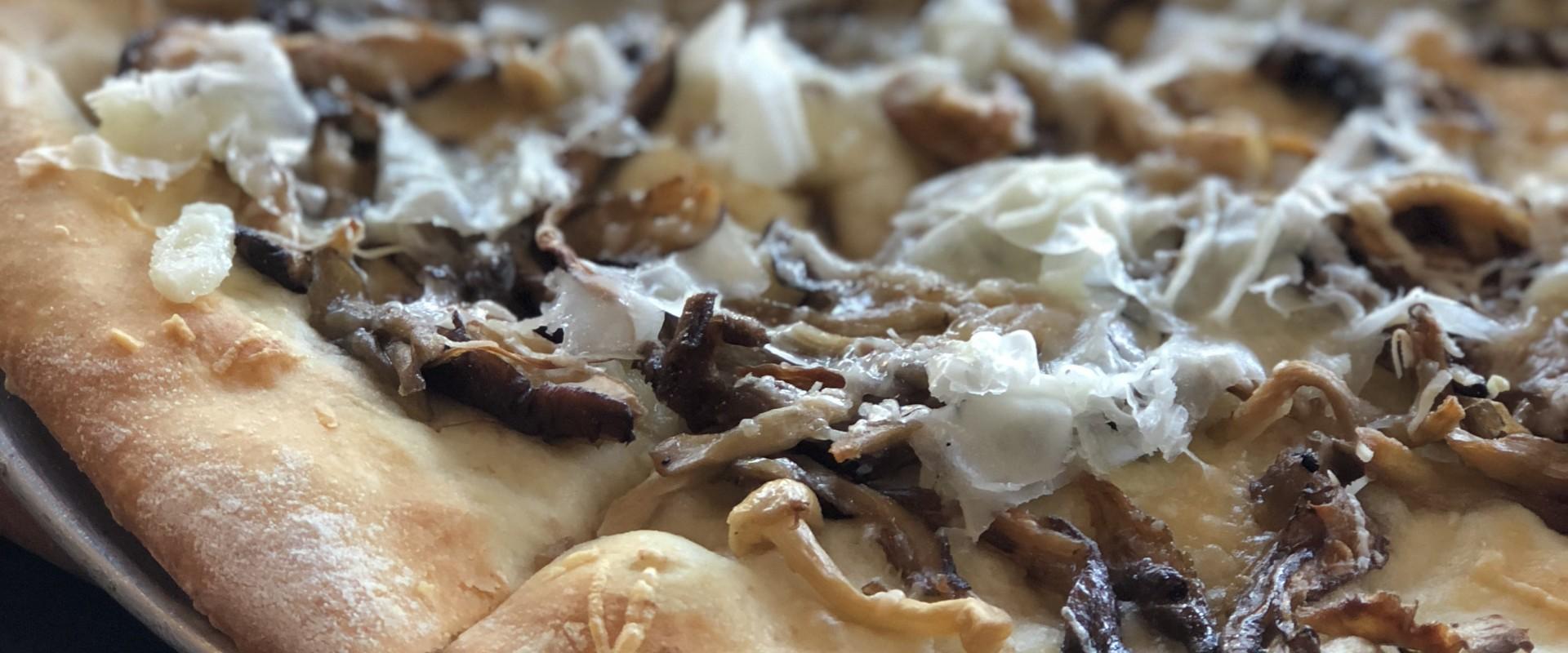 Pizzevino Takeout Funghi En
